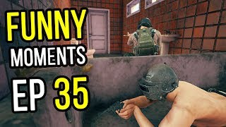 PUBG: Funny Moments Ep. 35