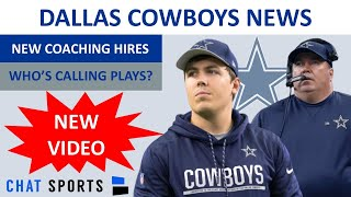 Cowboys News: Kellen Moore Calling Plays, Mike McCarthy Coaching Staff Hires, 4-3 Defense & Witten