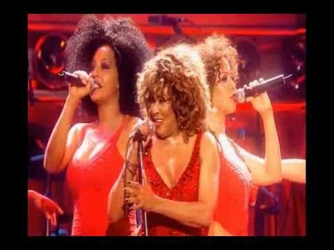 Tina Turner - Private dancer (Tina Live Holland 2009).flv