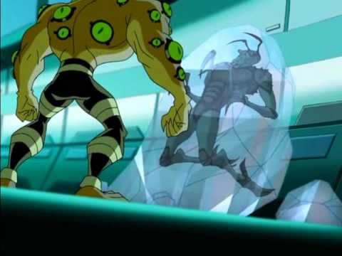 Ben 10: Omniverse - Blitzwolfer Transformation ...