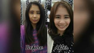 Teacher's Beauty Finds: My Bangs Prime Salon in SM Megamall Experience (with Kilig Oppa :D)