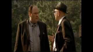 The Sopranos: Junior Soprano funerals (scenes)