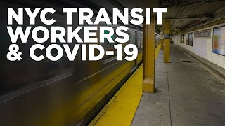 Nearly quarter of NYC Transit workers report having COVID: Study