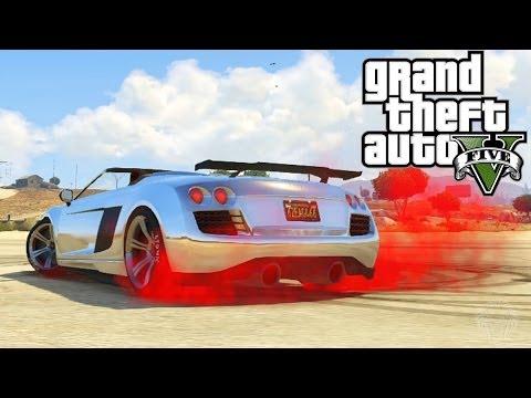 GTA 5: How To Get Free Car Upgrades, Repairs & Parts! Free Custom Shop Items (Grand Theft Auto V)