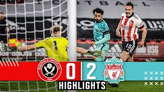 Sheffield United 0-2 Liverpool | Premier League Highlights | Firmino & Jones Goals, Ramsdale Saves.