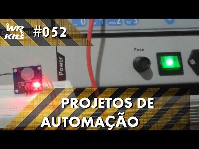 SENSOR CAPACITIVO COM CLP ALTUS DUO | Projetos de Automação #052