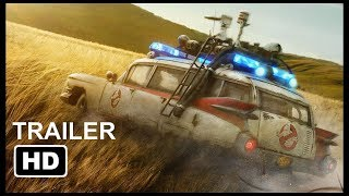 Ghostbusters Afterlife - HD Trailers - 2020