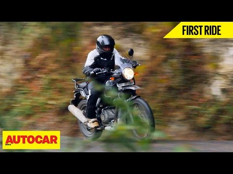 Royal Enfield Himalayan | First Ride