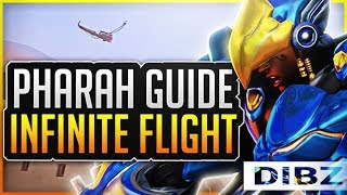 PHARAH GUIDE: HOW TO FLY INDEFINITELY | FUEL ... -