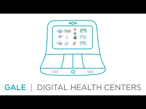 GALE Digital Health Centers: Smart, effective and affordable point of care solution for employers, care facilities, pharmacies and schools.