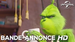 Le grinch :  bande-annonce VF