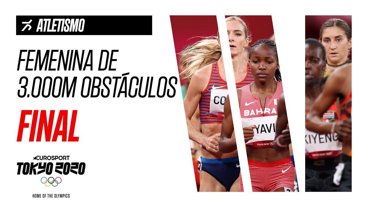 Femenina de 3.000m obstáculos - Atletismo | FINAL Highlights | Juegos Olímpicos - Tokyo 2020