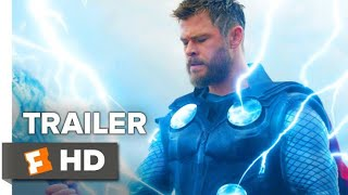 Avengers Endgame Movie | Officially Trailer Final | End game is here and it's full of feels