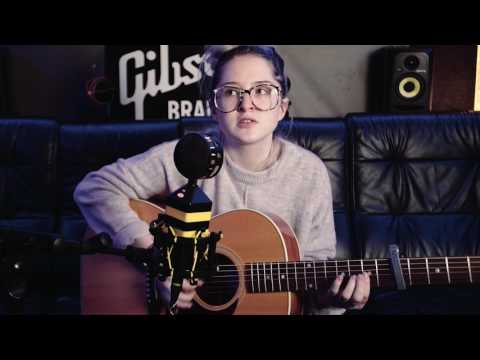 Be Charlotte - Think It (Eurosonic session @ Gibson Bus)