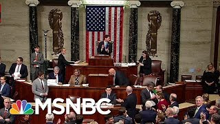 With Paul Ryan's Gavel, House Passes Tax Bill | MSNBC