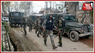 Aaj Subah: Terrorist Killed In Encounter In Jammu & Kashmir's Pulwama