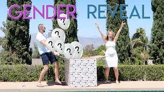 Pregnancy Gender Reveal Party, Vlog