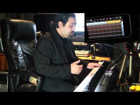 Como tocar piano y otro instrumentos virtuales desde un smartphone