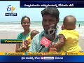 Nellore Koduru Beach Turns A Tourist Spot- A Report