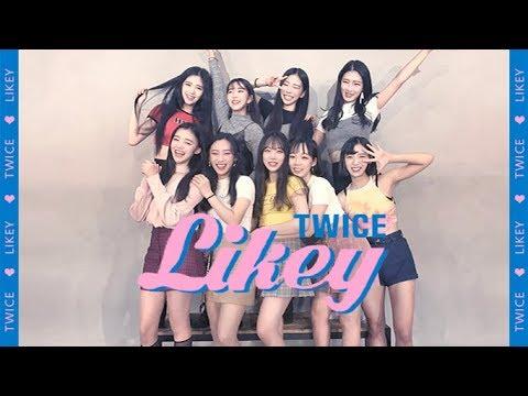 TWICE트와이스 - LIKEY / DANCE COVER.