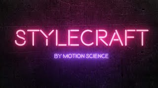 StyleCraft Level 1 Membership: Become The Motion Designer You Were Meant to Be