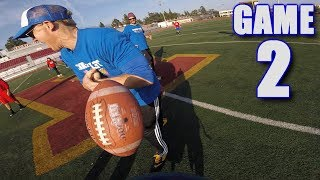 CRAZIEST FOOTBALL GAME IN HISTORY! | On-Season Football Series | Game 2