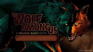 Let's Play the Wolf Among Us BLIND 🐺 Episode 4 & 5 Reaction (Playthrough Walkthrough Gameplay)