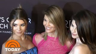 Olivia Jade, Lori Loughlin's Daughter, Caught Up In College Cheating Scandal | TODAY