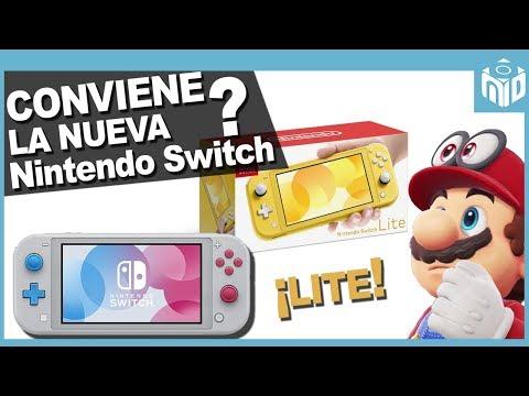 Nintendo Switch LITE - Lo BUENO y Lo MALO | N Deluxe