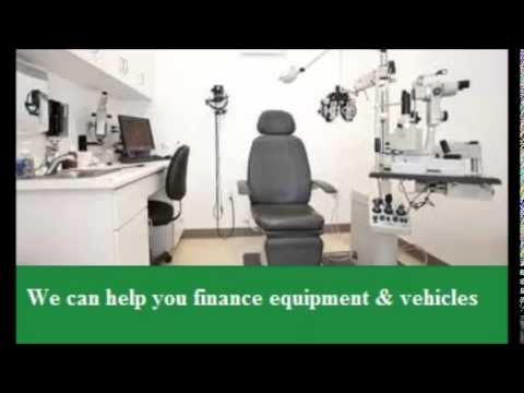 Optometry financing