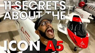 ICON A5 Review: 11 Things NO ONE TOLD YOU About The ICON A5