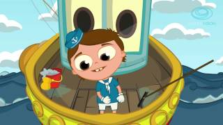 El Marinero Baila - Paco El Marinero | El Reino Infantil - YouTube