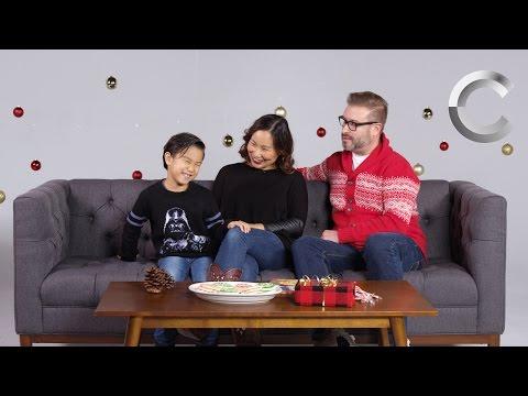 Santa | Parents Explain to Their Kids Santa Isn't Real | Cut