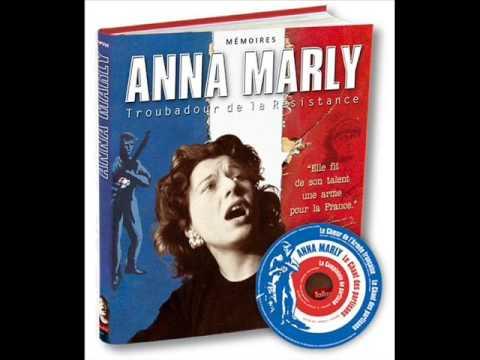 Anna Marly - La complainte du partisan (écrite en 1943, enregistrée en 1963)