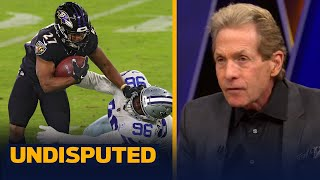 Skip & Shannon react to Cowboys' blowout loss to Lamar Jackson's Ravens   NFL   UNDISPUTED