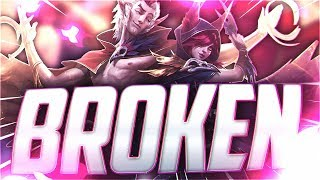 Yassuo   THESE ARE THE MOST BROKEN CHAMPIONS IN LEAGUE!!!