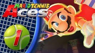 Mario Tennis Aces ITA [Parte 1 - Regno di Solaris]