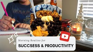 Good Morning Routine for Succsess & Productivity!