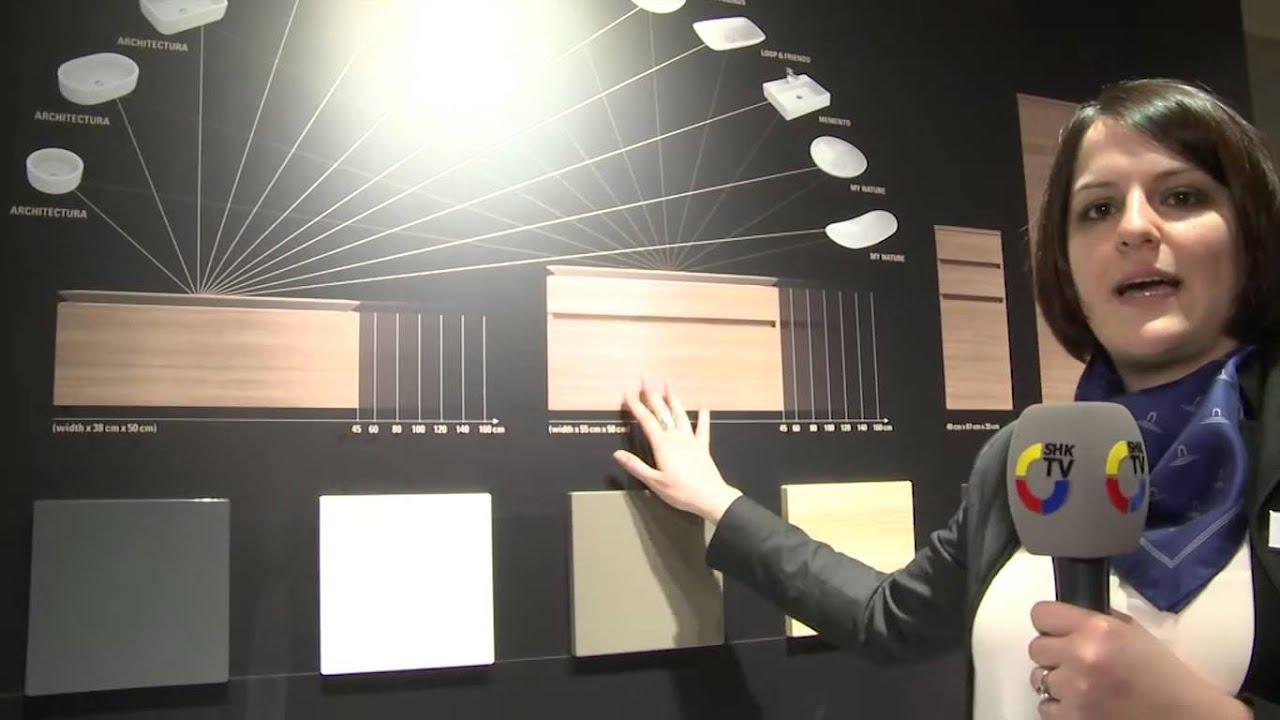 villeroy boch legato youtube. Black Bedroom Furniture Sets. Home Design Ideas