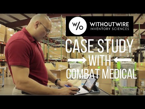 WithoutWire Case Study - Combat Medical