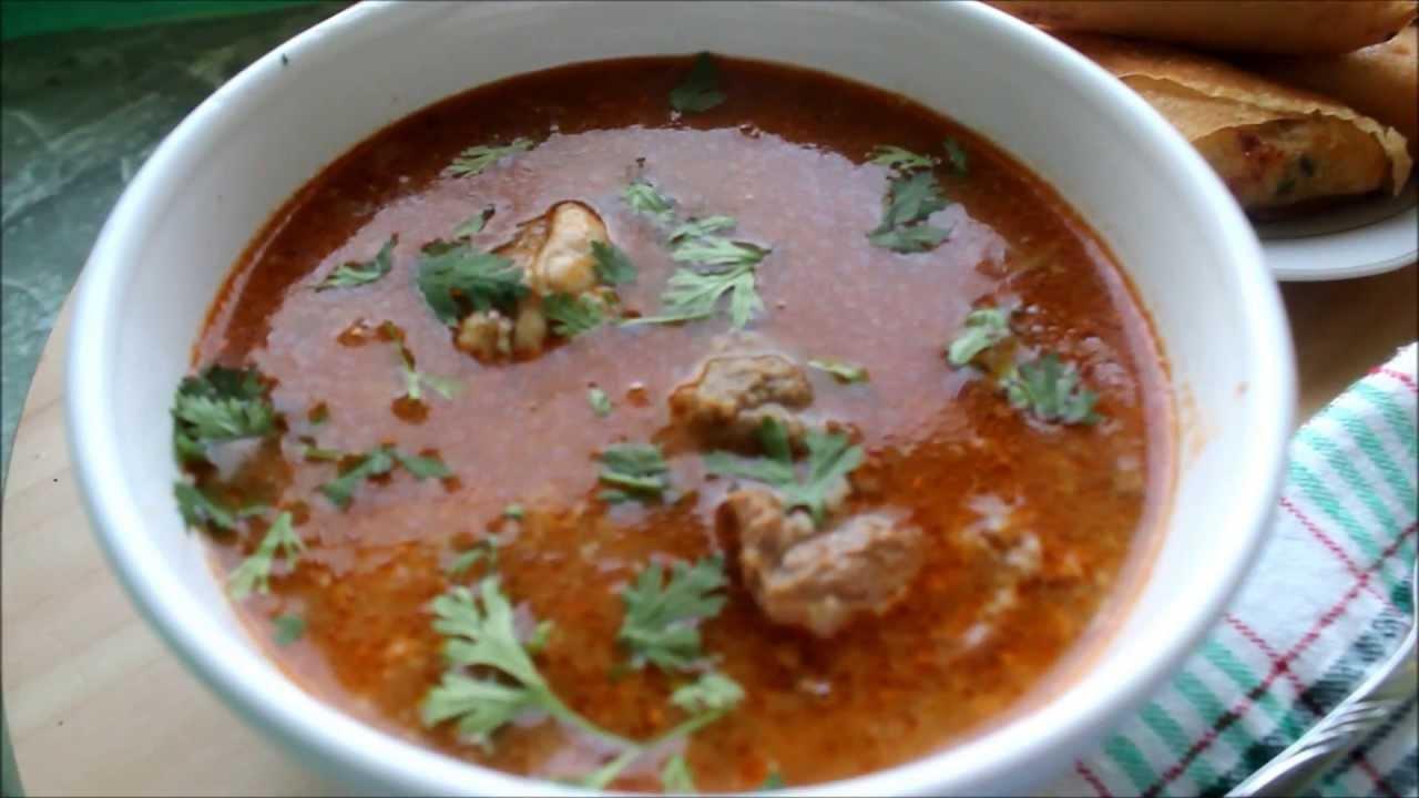 chorba frik soupe algerienne recette de ramadan de la. Black Bedroom Furniture Sets. Home Design Ideas