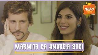Mix Palestras | Andréia Sadi no Nhac GNT