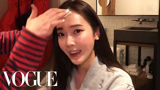 Jessica Jung Gets Ready for Her Fashion Week Adventure | Vogue