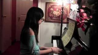 Lan-anh.Dang-Prelude by J.S Bach(Piano solo)