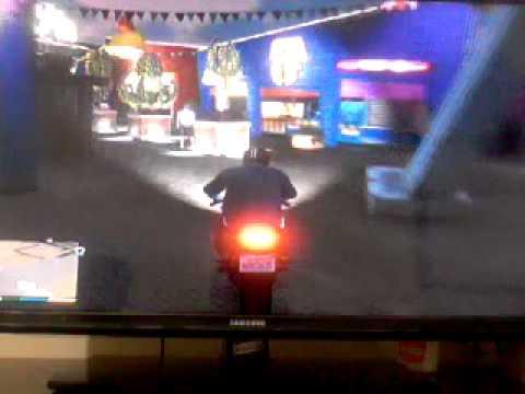 Baixar Gta v dando um rolé de moto.