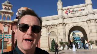 Tour of Bollywood Parks Dubai
