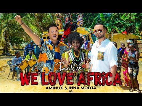 RedOne Ft. Aminux & Inna Modja - We Love Africa
