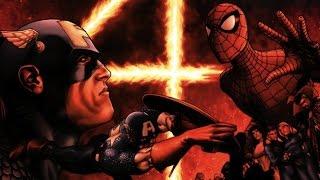 Mark Millar Talks Civil War and Spider-Man Joining the MCU