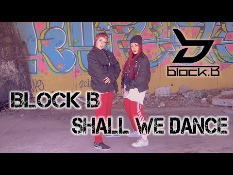 Block B(블락비) - Shall We Dance || 1theK Dance Cover Contest || Aleja & Ana