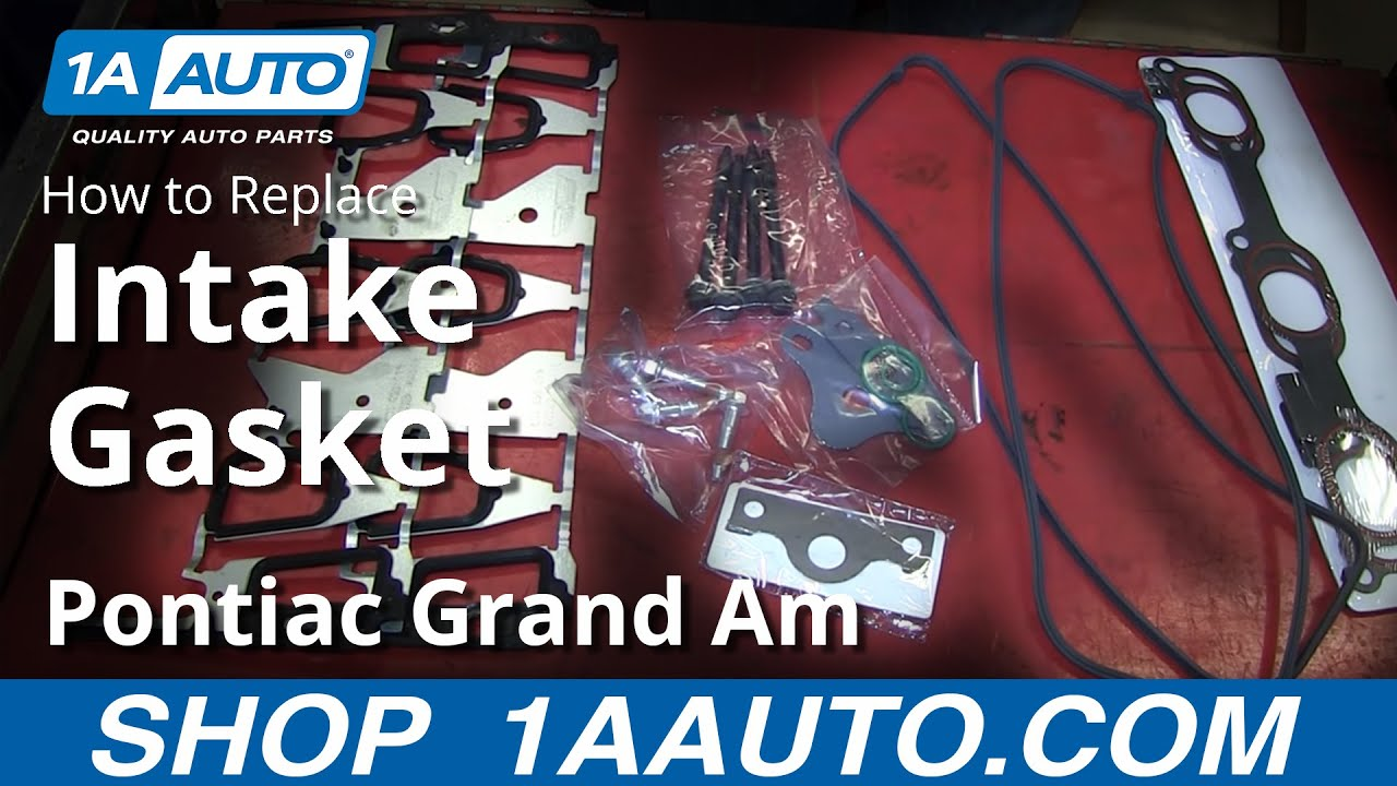 Part 1 Of 3 How To Install Replace Lower Intake Manifold